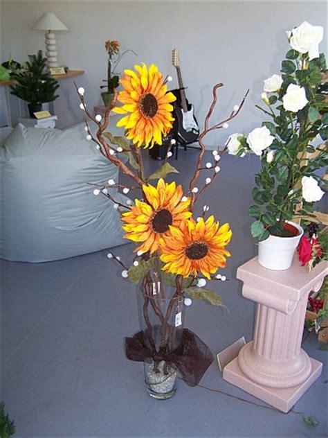 Dekorieren Mit Sonnenblumen by Exclusive Sonnenblume In Den Farben Eines Sonnenuntergang