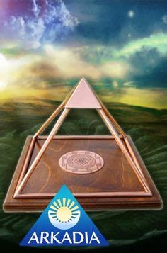 pyramid charger this application is designed to emit energy which is