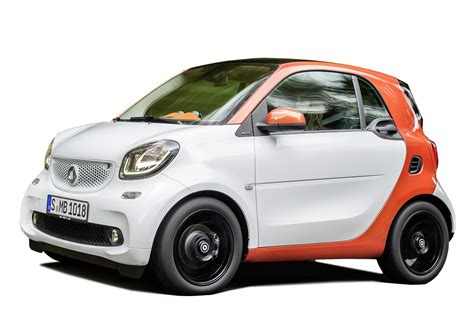 New Smart ForTwo micro car review   Carbuyer