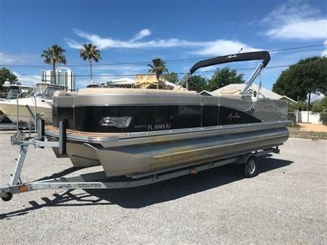 used pontoon boats for sale in miami used pontoon boats for sale in florida page 4 of 5