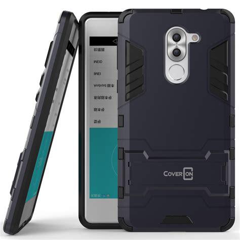 Casing Huawei Honor 6x Logo Custom for huawei honor 6x mate 9 lite kickstand protective phone cover ebay