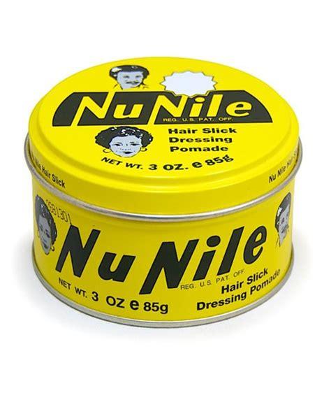Pomade Murray Black murrays pomade nu nile hair slick pakcosmetics