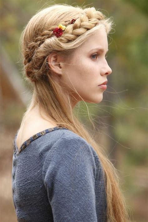 renaissance hairstyles images medieval hairstyle reformation celebration pinterest