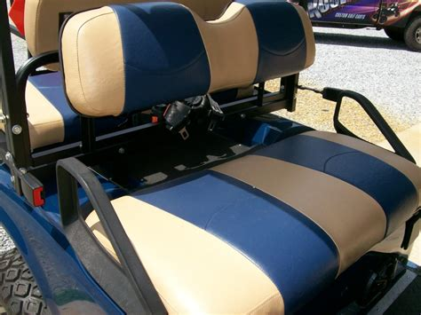 golf cart seat covers deluxe golf cart seat covers