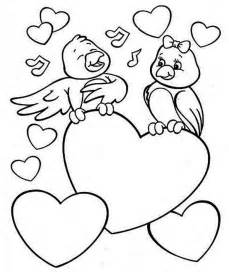 valentines day coloring best s day coloring pictures printables hug2love
