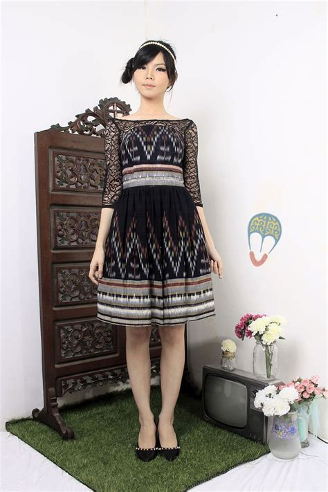 Dress Batik Big Damri Jumbo ikat dress pendapa cemeng dress dhievine redefine