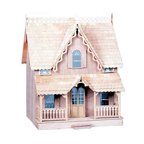 doll house kit victorian dollhouse kit