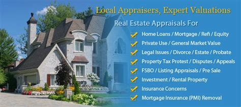 1 real estate appraisers in tx home appraisal