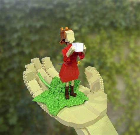 Channel Sling Bag Jelly lego model from studio ghibli s the secret of arrietty