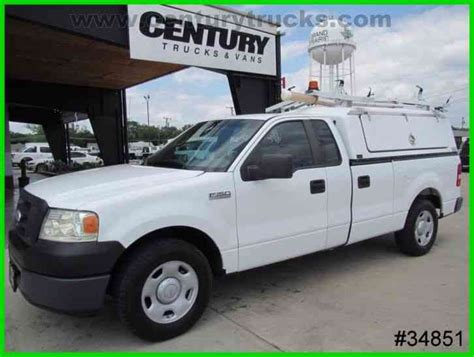 bed stuy cab service ford f150 2008 utility service trucks