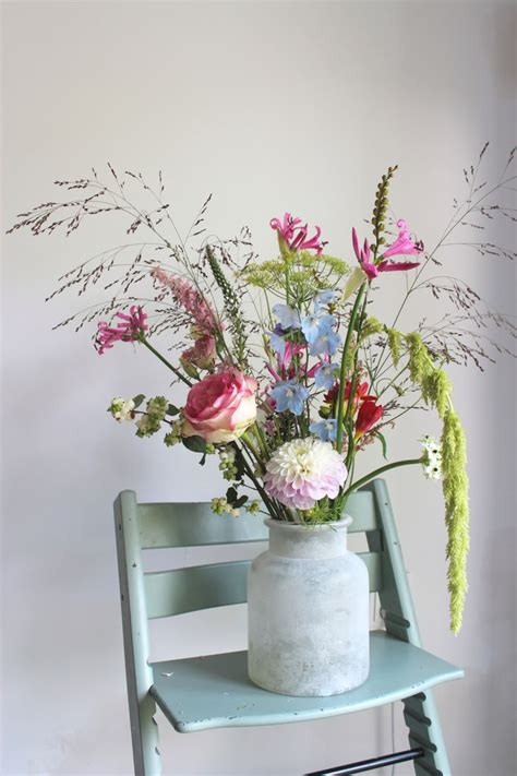 8 Floral And Lovely Projects by Judithslagter Nl Judith Slagter Boeket Flowers Bloemen