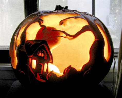 best pumpkin carving ideas for halloween 12