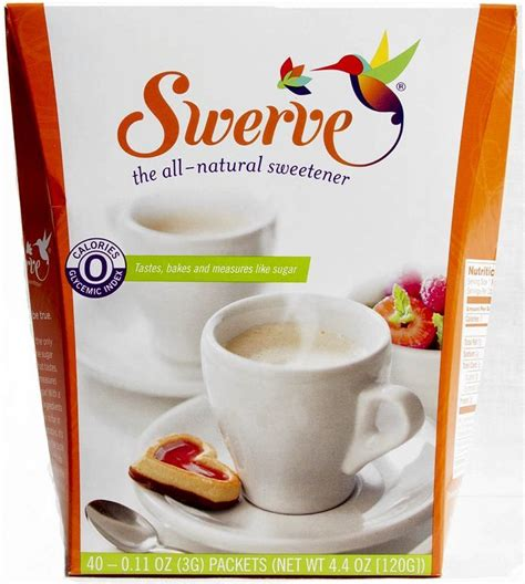 Swerve All Natural Sweetener Packets 40 count