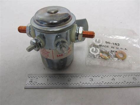 volvo penta solenoid 834894 volvo penta marine aquamatic drive engine