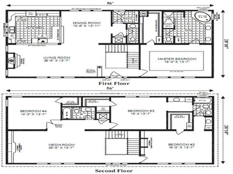 small mobile homes floor plans open floor plans small home modular home floor plans most