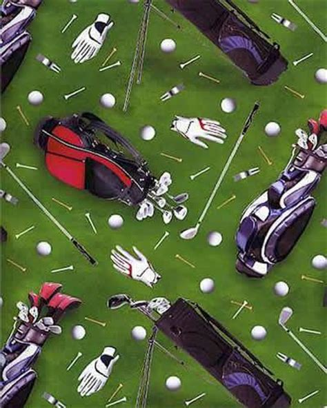 golf upholstery fabric foust textiles inc fabrics golf green cotton print