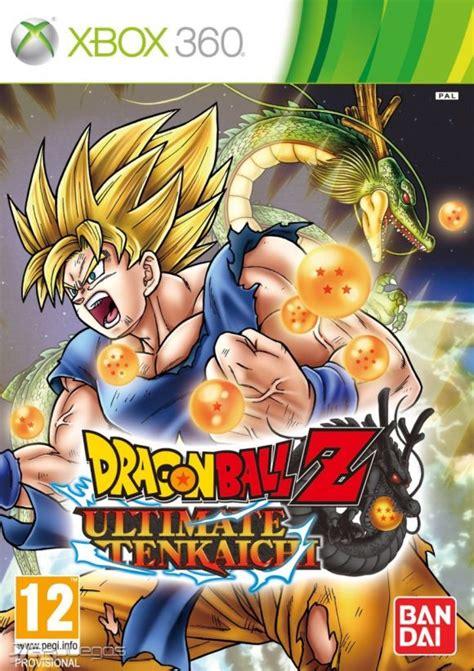 imagenes anime xbox 360 dragon ball z ultimate tenkaichi para xbox 360 3djuegos