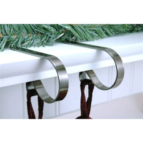 mantle clips stocking holders ho ho ho pinterest