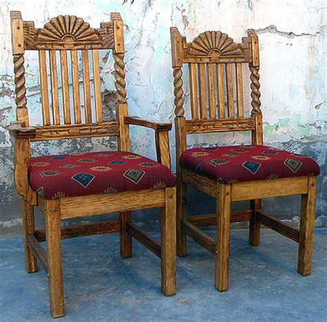 Great Southwest Dining Set Tables Chairs China Cabinets Southwest Dining Chairs