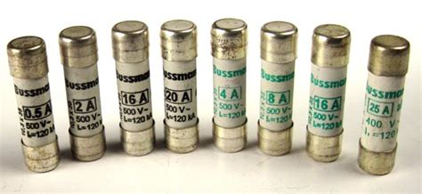 Fuse 500v 1a bussman modular fuse carriers and cylindrical fuses
