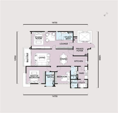 Verdana Villas Floor Plan | verdana villas floor plan distinctive homes design ideas
