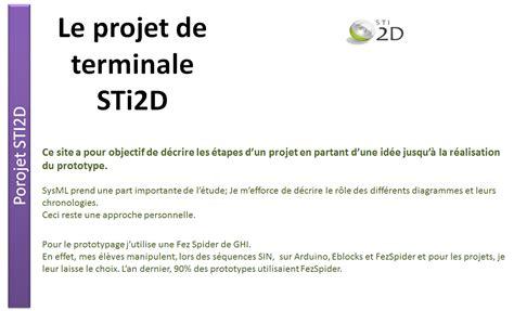 diagramme sysml projet sti2d projet sti2d de sysml au prototype
