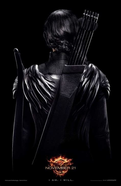 For Part I by Check Out The New Katniss Everdeen Poster For The Hunger