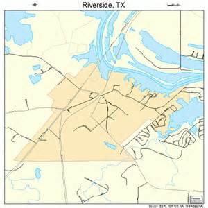 Riverside Tx Riverside Map 4862408