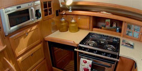 sailboat kitchen the galley kitchen boat allrecipes