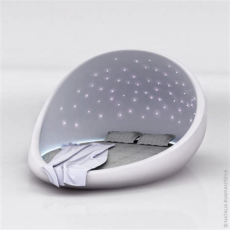 Space Bed | the cosmos bed the space bed on behance