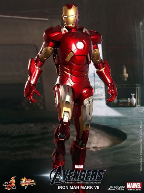 Ht Cosb261 Iron I the iron vii limited edition figure from