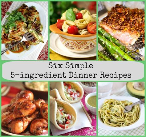 simple dinner recipes for 6 301 moved permanently