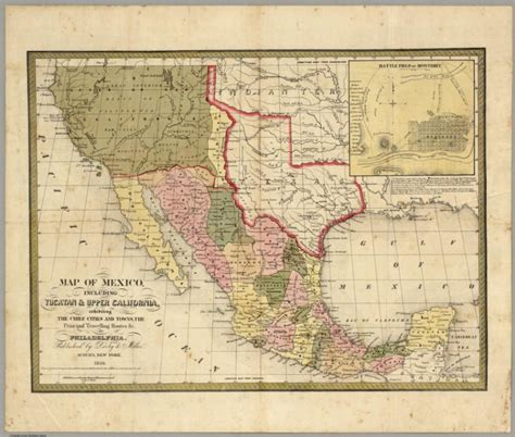 map us before mexican war if you like maps