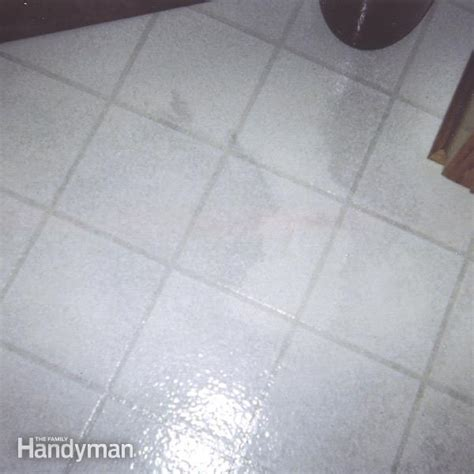 vinyl floors stains the family handyman