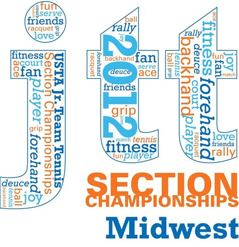 Usta Midwest Section by Usta Jr Team Tennis Section Chionships General News