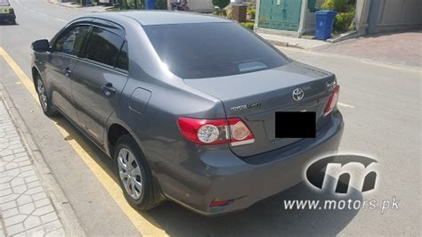 Used Toyota Corolla 2012 For Sale In Rawalpindi Ad 7990