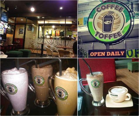 Daftar Menu Coffee Toffee Surabaya alamat dan harga menu di coffee toffee surabaya aneka