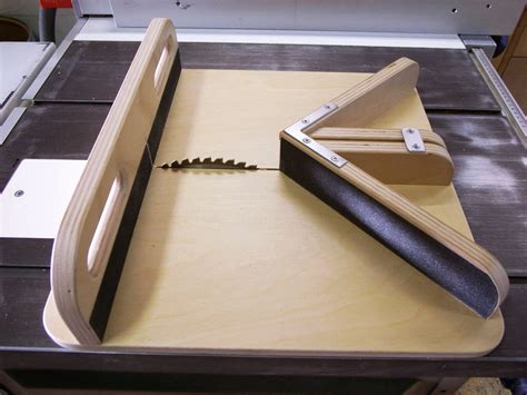 Miter Sled Crosscut Sled By Studioformaat