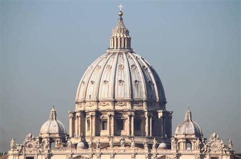 la cupola di san pietro cosa vedere nella basilica di san pietro in vaticano