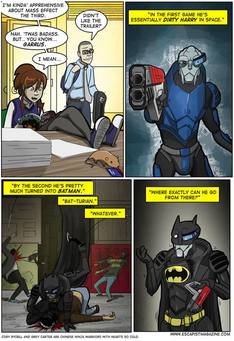 Mass Effect Memes - garrus badass burnout mass effect know your meme
