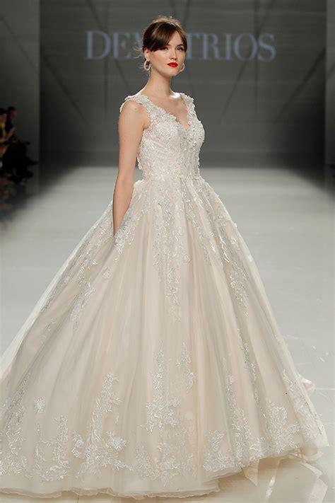 Brautkleider Demetrios by Demetrios Wedding Dresses 2018 Barcelona Bridal Fashion