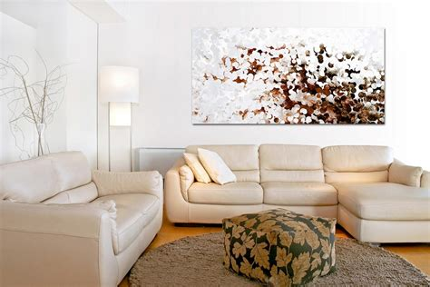 cream couch decorating ideas home decorating with modern art