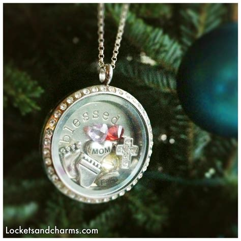 Origami Lockets - a charmed tree with origami owl lockets origami owl lockets