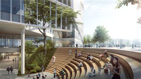Gallery of Atelier Global Wins Competition to Design 'Book ...