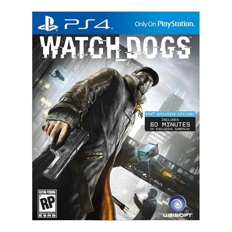 UBI SOFT Jeu PS4 Watch Dogs Jeux Video Carrefour Ventes pas cher.com
