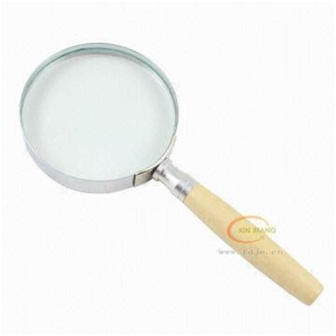 Kaca Pembesar 100mm Loupe Magnifying Glass Magnifier Limited 100mm gift magnifying glass with wooden handle global sources