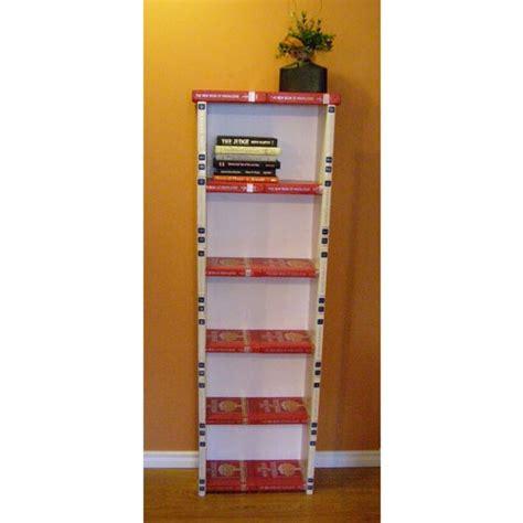 Encyclopedia Britannica Bookcase Bookcase Made Out Of Old Encyclopedias Repurposing