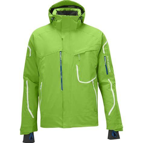 salomon ski jacket sale salomon brilliant insulated ski jacket s glenn
