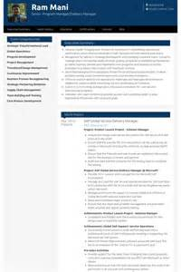Itil Expert Sle Resume by Itil Mobile Resume Services Wireless