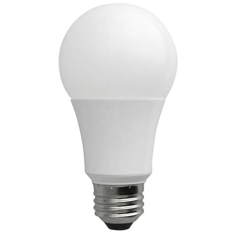 Led A19 7w Or 10w Dimmable 2700k 3000k 4000k 5000k Medium Led Light Bulb